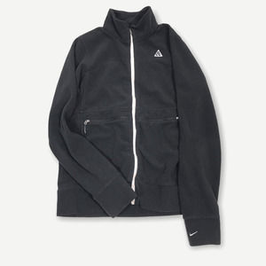 Nike ACG Y2K Mock Neck Zip Fleece Jacket Small